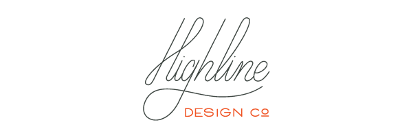Highline Design Company Logo