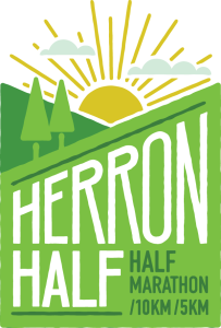 Herron half logo A-screen